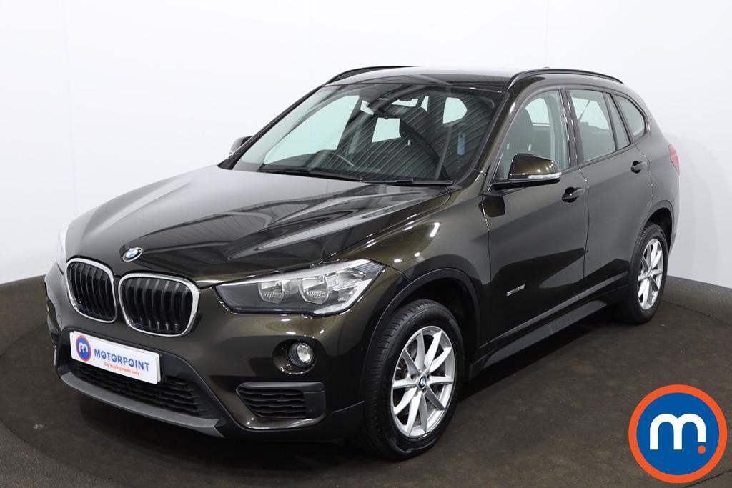 BMW X1 sDrive 18i SE 5dr - Stock Number 1204659 Passenger side front corner
