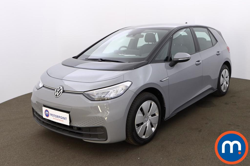 Volkswagen Id.3 150kW Life Pro Performance 58kWh 5dr Auto - Stock Number 1204684 Passenger side front corner