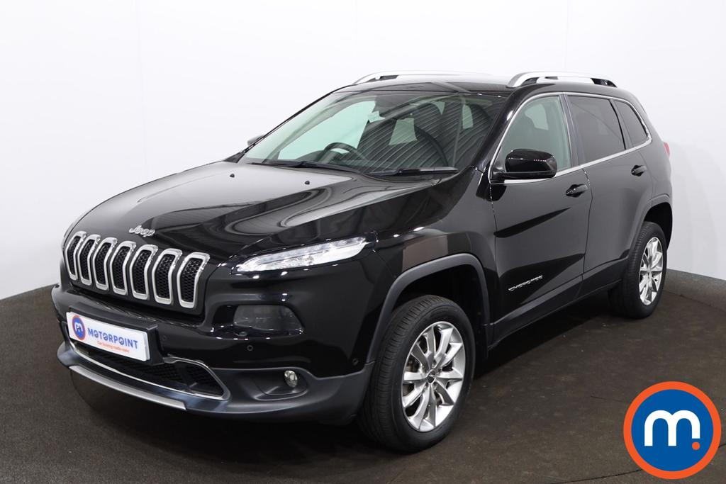 Jeep Cherokee 2.2 Multijet 200 Limited Active Drive II 5dr Auto - Stock Number 1204913 Passenger side front corner