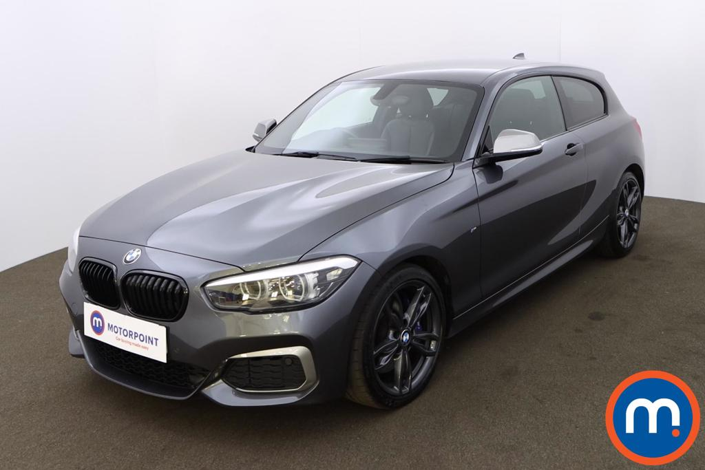BMW 1 Series M140i Shadow Edition 3dr Step Auto - Stock Number 1205085 Passenger side front corner