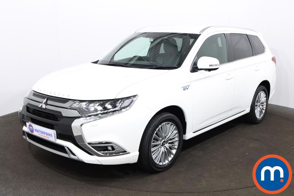 Mitsubishi Outlander 2.4 PHEV 5h 5dr Auto - Stock Number 1186275 Passenger side front corner