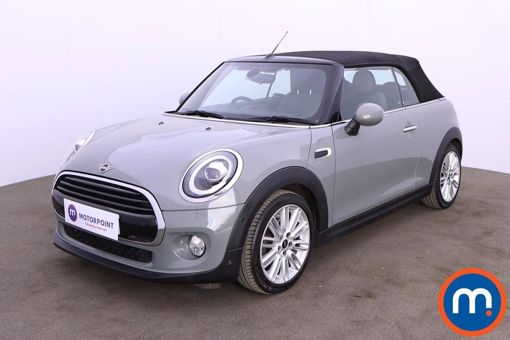 Mini Convertible 1.5 Cooper II 2dr [Chili Pack] - Stock Number 1204836 Passenger side front corner