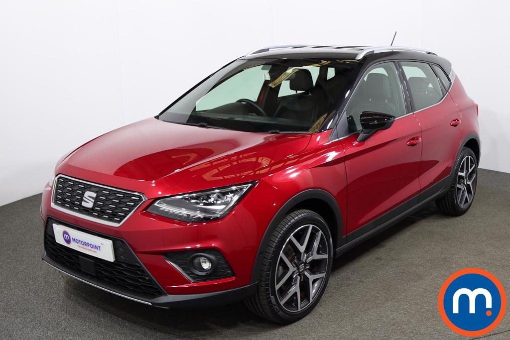 Seat Arona 1.0 TSI 115 Xcellence Lux 5dr - Stock Number 1204986 Passenger side front corner