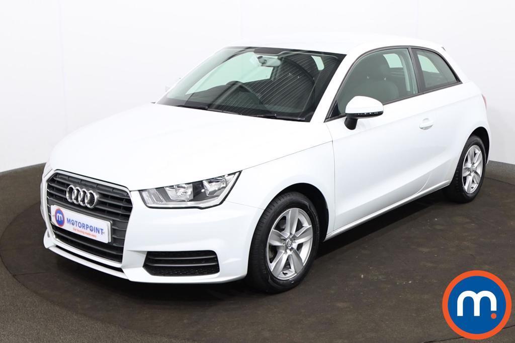 Audi A1 1.0 TFSI SE 3dr S Tronic - Stock Number 1205130 Passenger side front corner