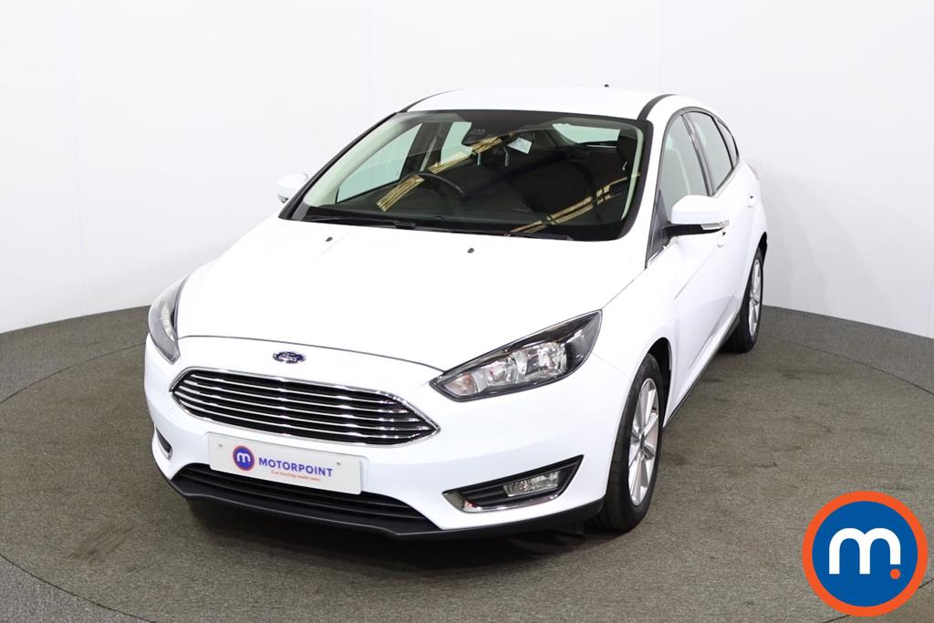 Ford Focus 1.0 EcoBoost 125 Titanium 5dr Auto - Stock Number 1206142 Passenger side front corner