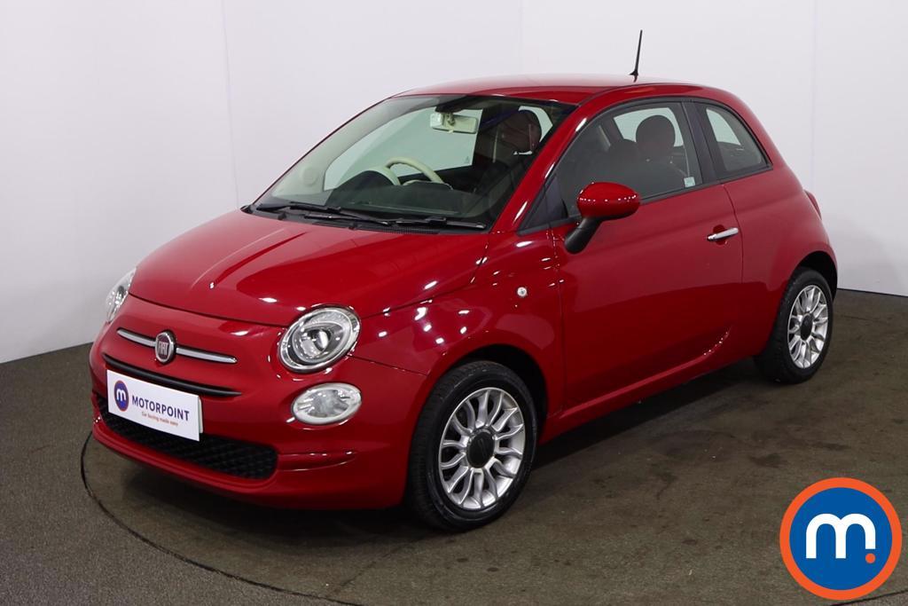 Fiat 500 1.2 Pop Star 3dr - Stock Number 1202519 Passenger side front corner