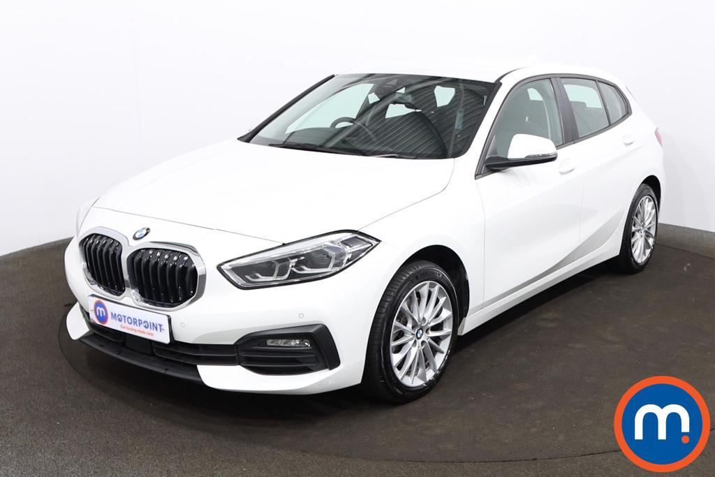 BMW 1 Series 116d SE 5dr - Stock Number 1203931 Passenger side front corner