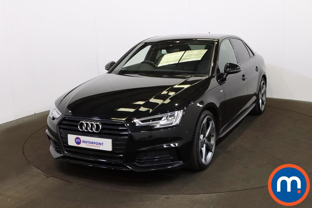 Audi A4 1.4T FSI Black Edition 4dr S Tronic [Tech Pack] - Stock Number 1200517 Passenger side front corner