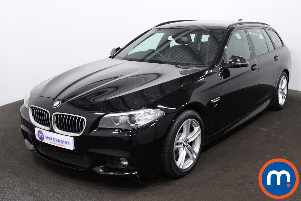 BMW 5 Series 520d [190] M Sport 5dr Step Auto - Stock Number 1204175 Passenger side front corner