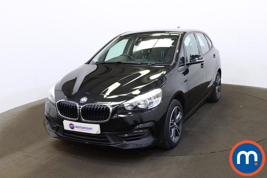 BMW 2 Series 218i Sport 5dr - Stock Number 1204855 Passenger side front corner