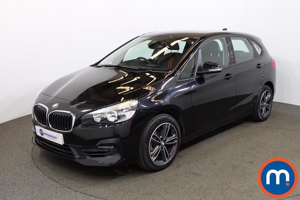 BMW 2 Series 218i Sport 5dr - Stock Number 1204880 Passenger side front corner