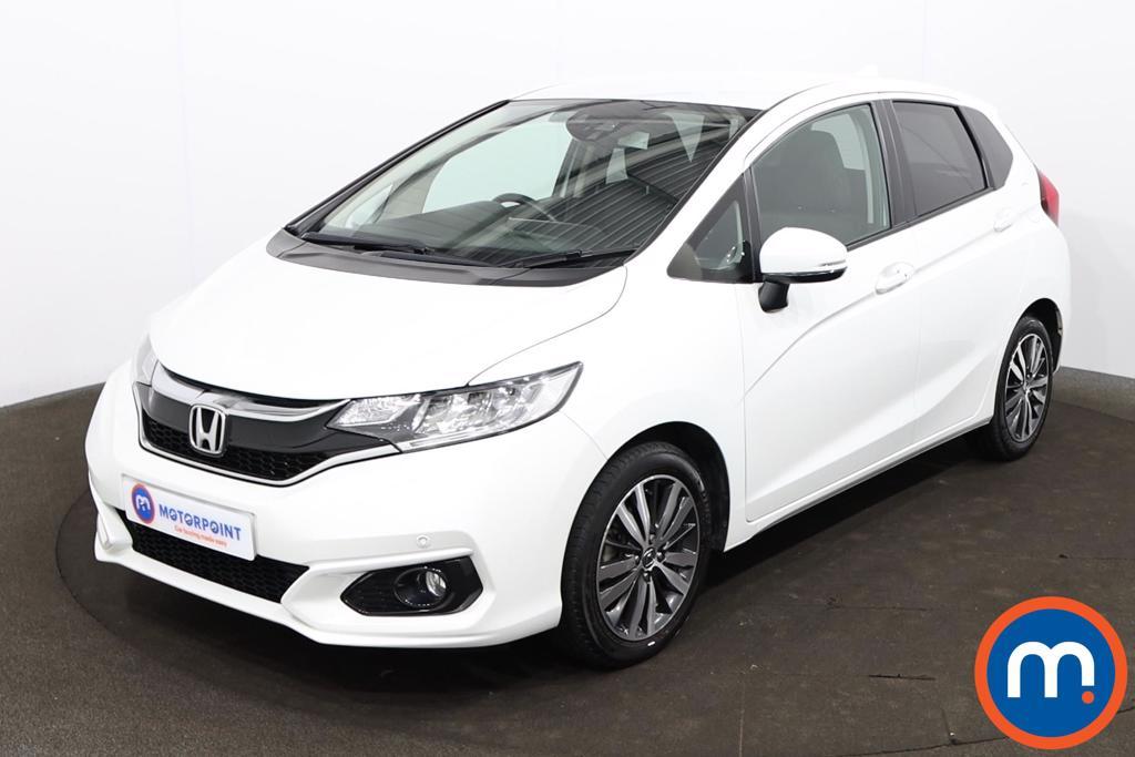 Honda Jazz 1.3 i-VTEC EX Navi 5dr - Stock Number 1206559 Passenger side front corner