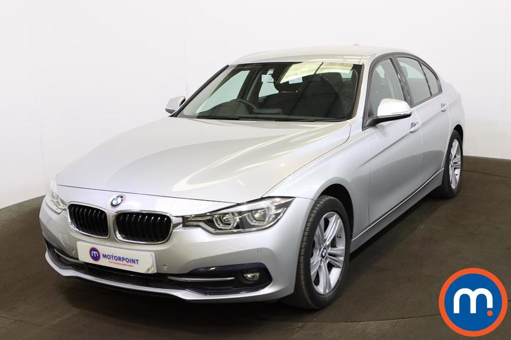 BMW 3 Series 318d Sport 4dr - Stock Number 1196719 Passenger side front corner