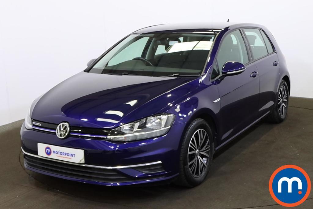 Volkswagen Golf 1.5 TSI EVO SE [Nav] 5dr DSG - Stock Number 1200587 Passenger side front corner