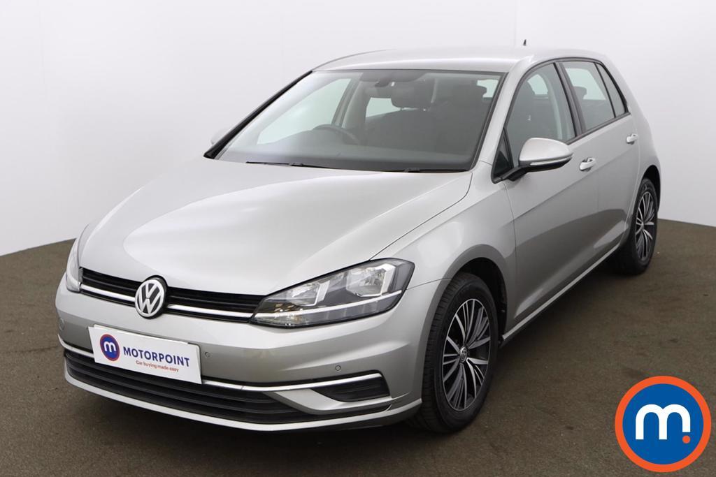 Volkswagen Golf 1.6 TDI SE [Nav] 5dr - Stock Number 1201169 Passenger side front corner