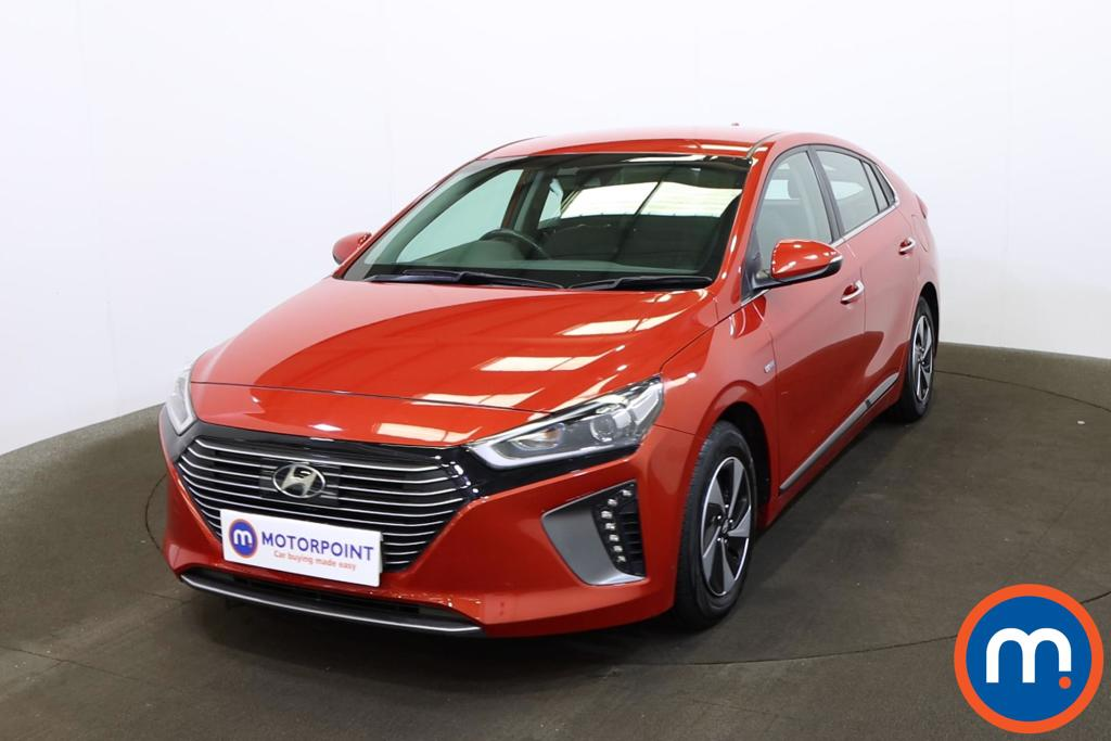 Hyundai Ioniq 1.6 GDi Hybrid Premium 5dr DCT - Stock Number 1201924 Passenger side front corner