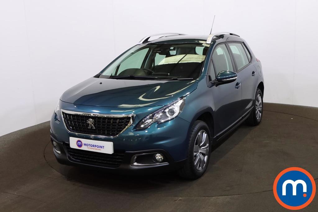 Peugeot 2008 1.6 BlueHDi 100 Active 5dr - Stock Number 1202030 Passenger side front corner