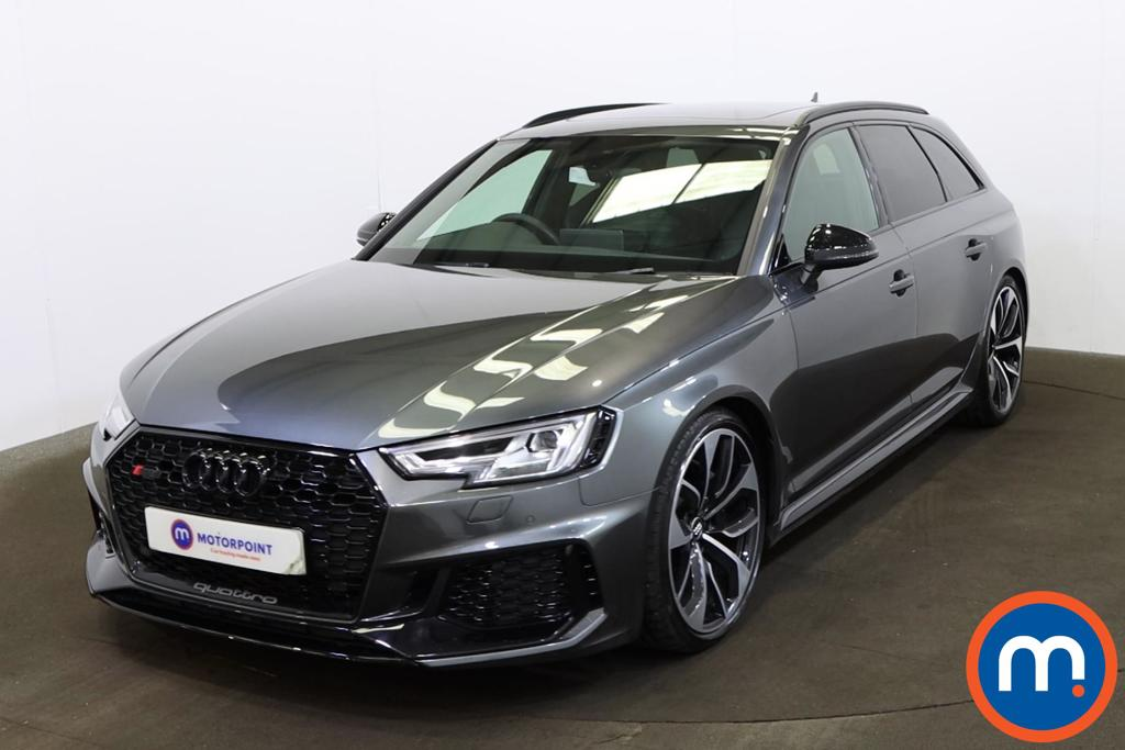 Audi RS4 RS 4 TFSI Quattro Sport Edition 5dr S Tronic - Stock Number 1202479 Passenger side front corner
