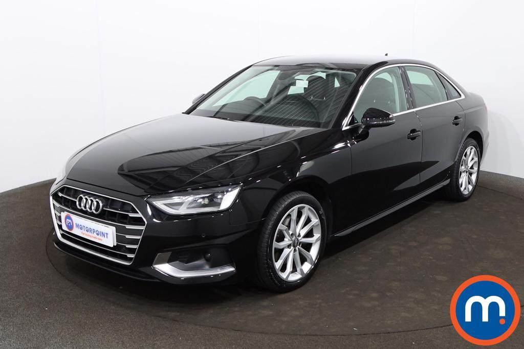 Audi A4 35 TDI Sport 4dr S Tronic [Comfort-PlusSound] - Stock Number 1202904 Passenger side front corner