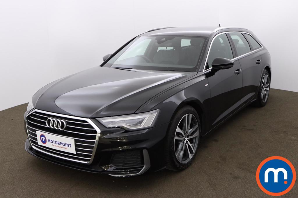 Audi A6 40 TDI S Line 5dr S Tronic [Tech Pack] - Stock Number 1202993 Passenger side front corner