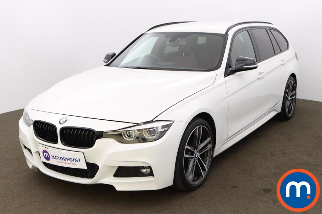 BMW 3 Series 320d M Sport Shadow Edition 5dr Step Auto - Stock Number 1203686 Passenger side front corner