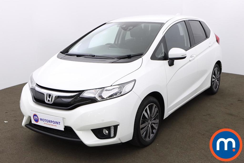 Honda Jazz 1.3 EX Navi 5dr CVT - Stock Number 1203818 Passenger side front corner