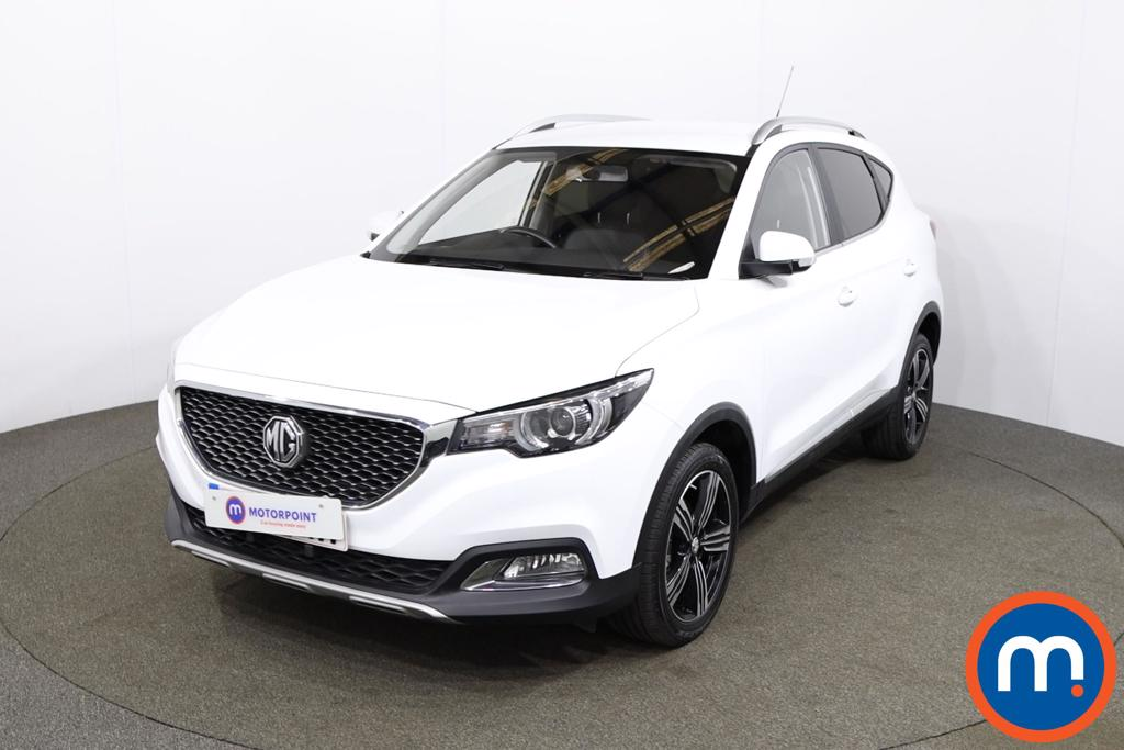 Mg Motor Uk ZS 1.0T GDi Exclusive 5dr DCT - Stock Number 1204130 Passenger side front corner