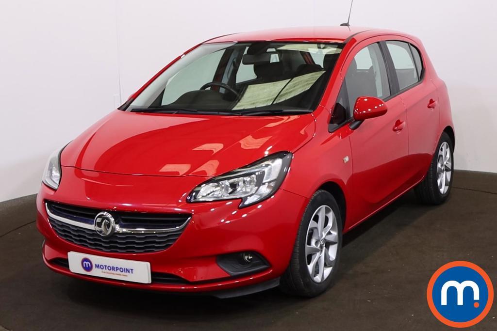 Vauxhall Corsa 1.4 [75] Energy 5dr [AC] - Stock Number 1204524 Passenger side front corner