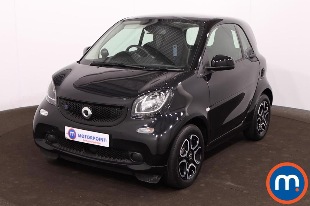 Smart Fortwo Coupe 60kW EQ Prime Premium 17kWh 2dr Auto - Stock Number 1205776 Passenger side front corner