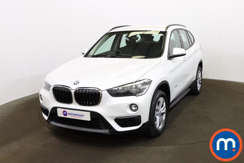 BMW X1 sDrive 18i SE 5dr - Stock Number 1206463 Passenger side front corner