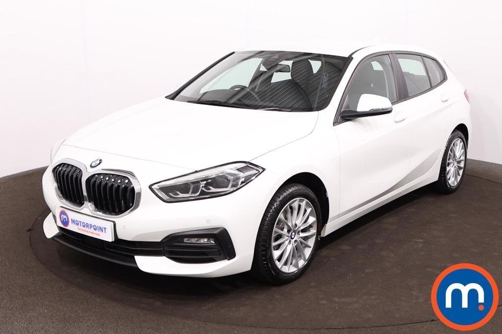BMW 1 Series 116d SE 5dr - Stock Number 1206695 Passenger side front corner