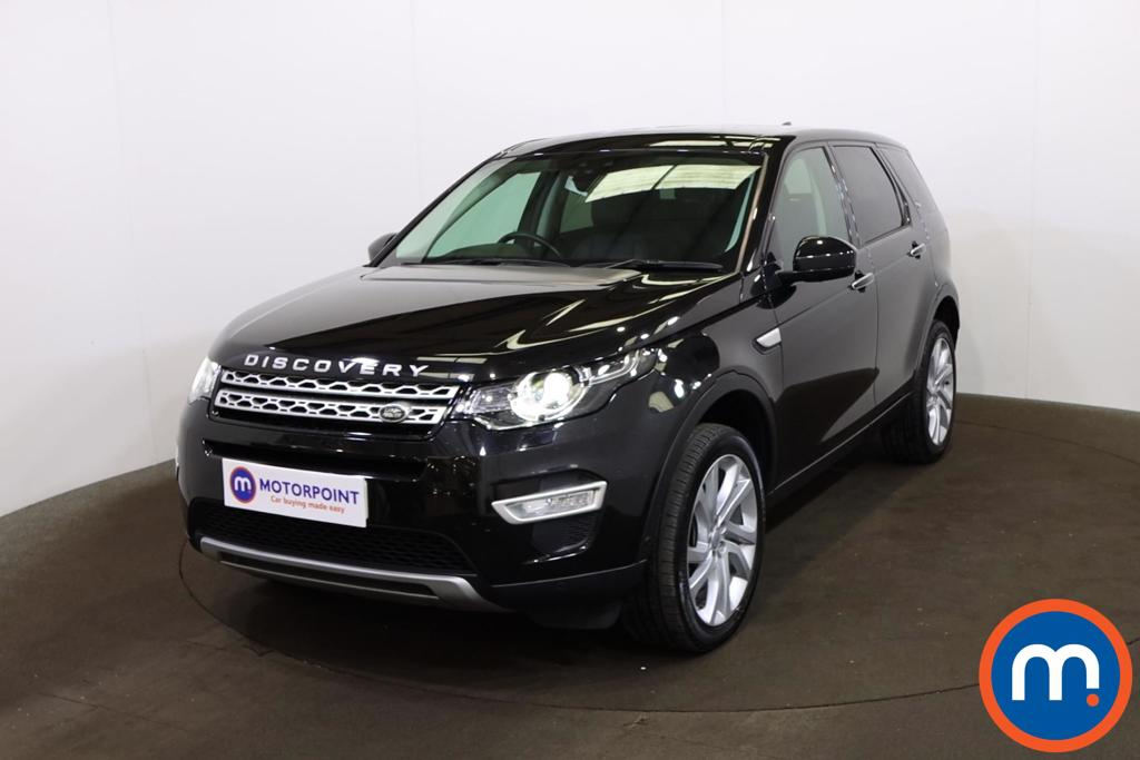 Land Rover Discovery Sport 2.0 SD4 240 HSE Luxury 5dr Auto - Stock Number 1175678 Passenger side front corner