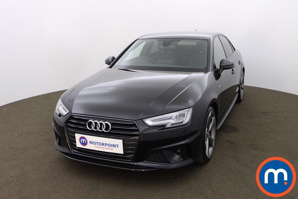 Audi A4 35 TFSI Black Edition 4dr [Tech Pack] - Stock Number 1202981 Passenger side front corner