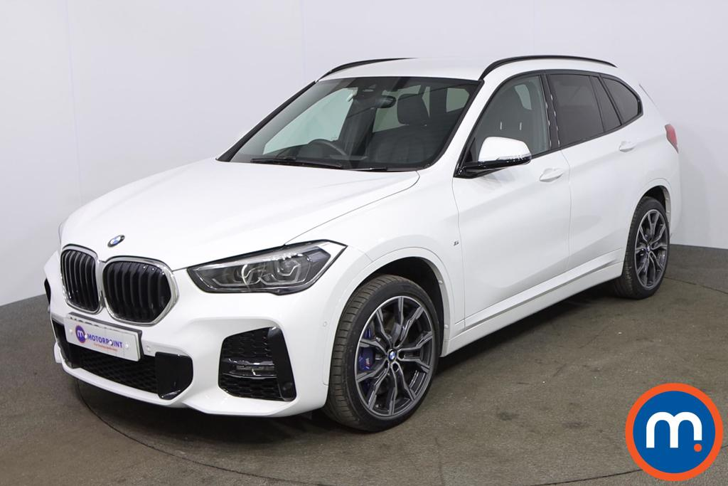 BMW X1 xDrive 20i M Sport 5dr Step Auto [Plus Pack] - Stock Number 1203217 Passenger side front corner