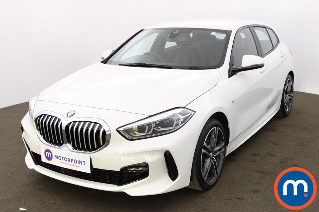 BMW 1 Series 118i M Sport 5dr - Stock Number 1203227 Passenger side front corner