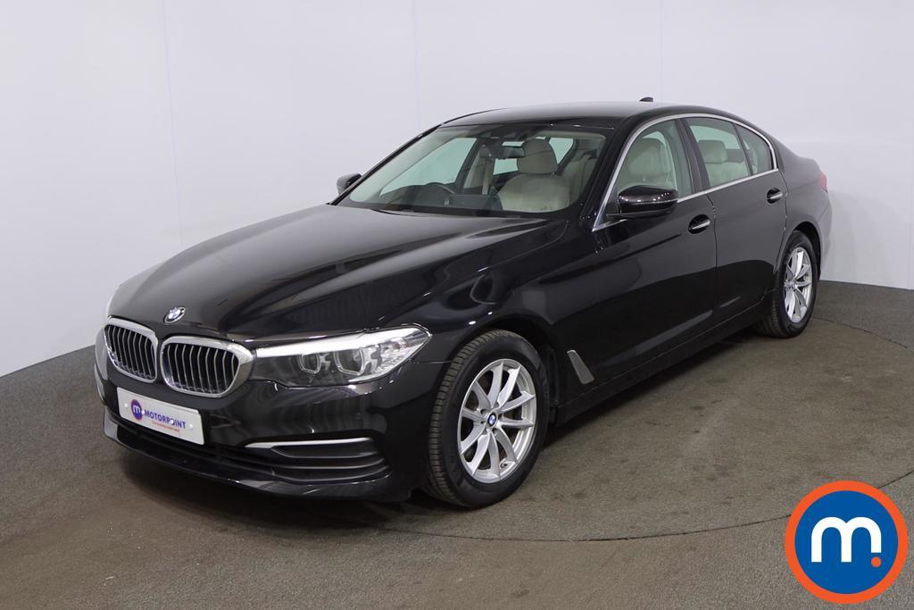 BMW 5 Series 520d SE 4dr Auto - Stock Number 1203263 Passenger side front corner