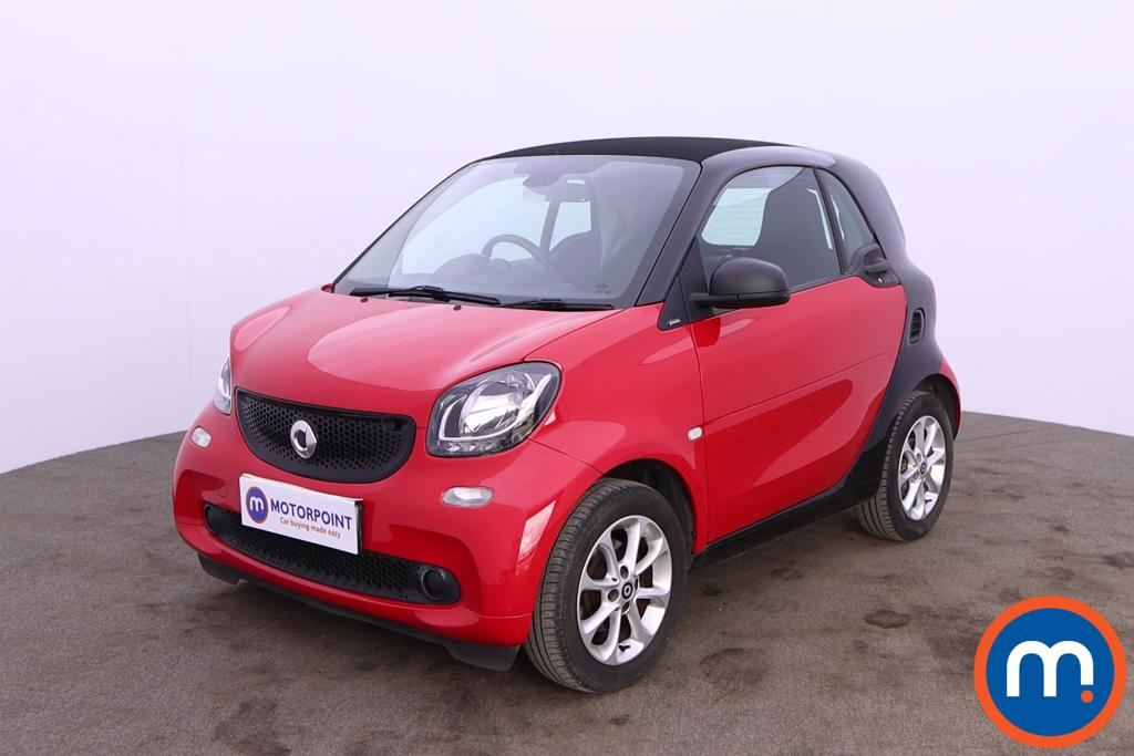 Smart Fortwo Coupe 1.0 Passion 2dr - Stock Number 1203926 Passenger side front corner