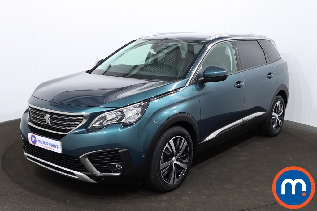 Peugeot 5008 1.5 BlueHDi Allure 5dr - Stock Number 1203986 Passenger side front corner