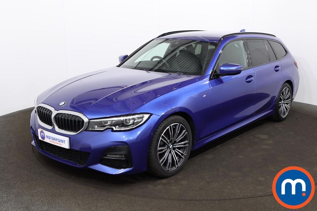BMW 3 Series 320d M Sport 5dr Step Auto - Stock Number 1205443 Passenger side front corner