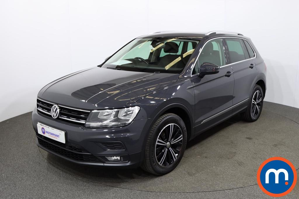 Volkswagen Tiguan 2.0 TDi 150 4Motion SE Nav 5dr DSG - Stock Number 1205752 Passenger side front corner