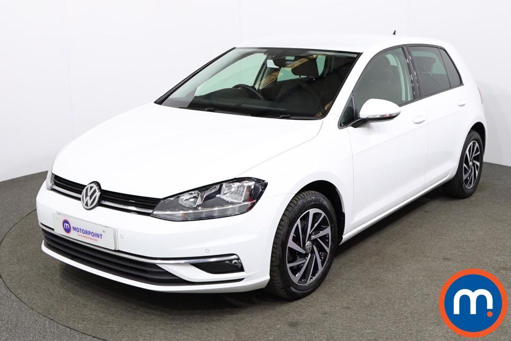 Volkswagen Golf 1.6 TDI Match 5dr - Stock Number 1207030 Passenger side front corner