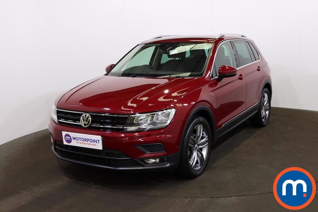 Volkswagen Tiguan 1.5 TSi EVO 150 Match 5dr - Stock Number 1207268 Passenger side front corner