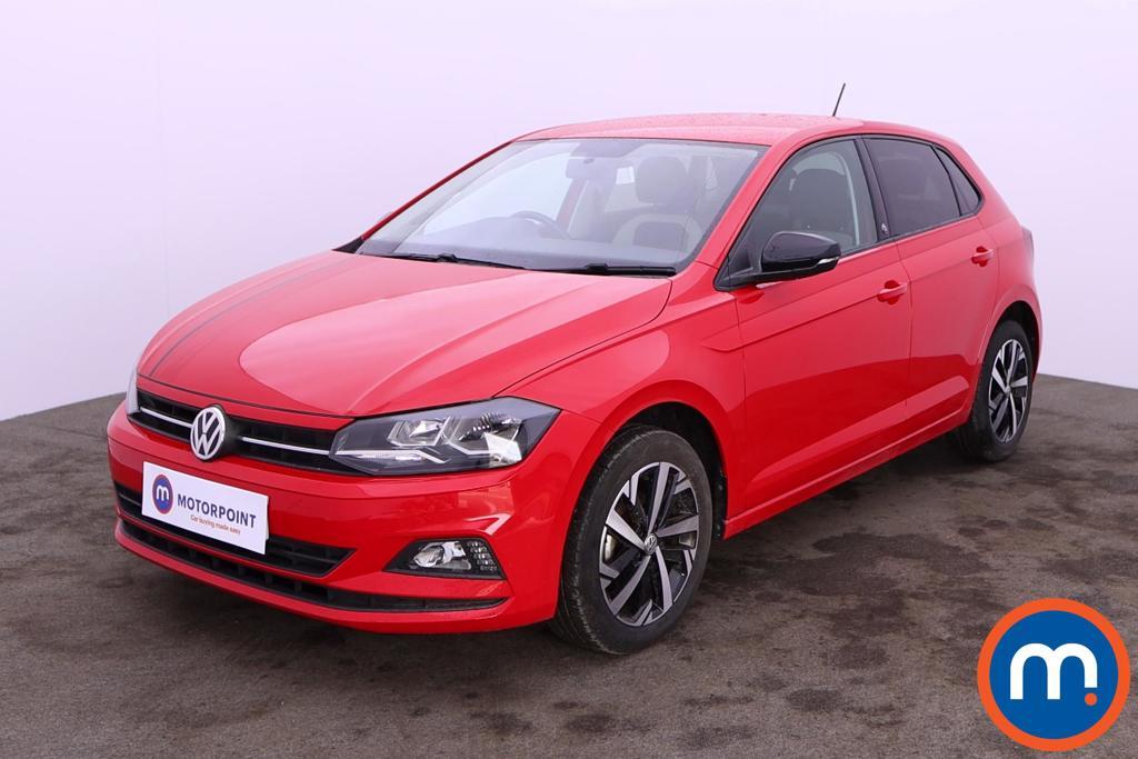 Volkswagen Polo 1.0 TSI 95 Beats 5dr - Stock Number 1207611 Passenger side front corner