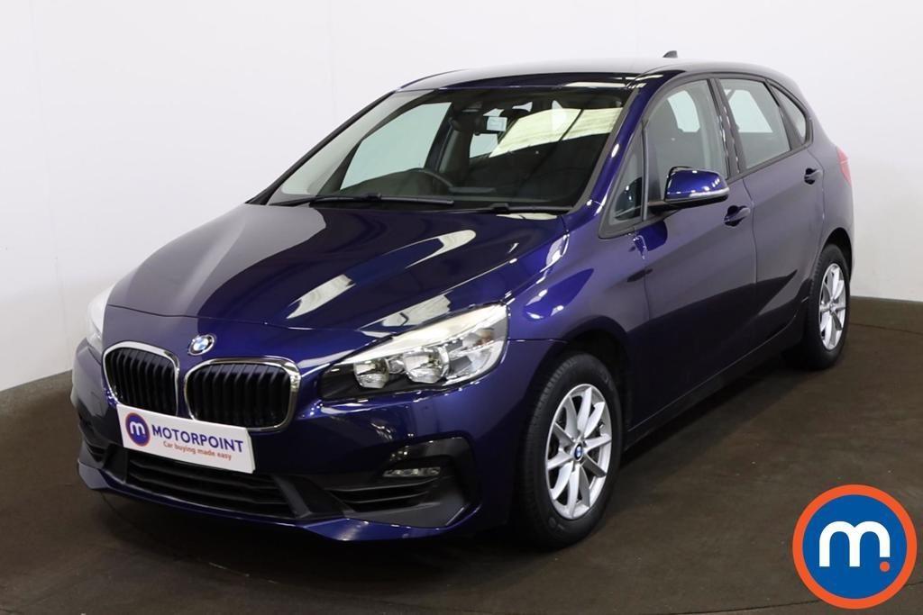 BMW 2 Series 218i SE 5dr - Stock Number 1204084 Passenger side front corner
