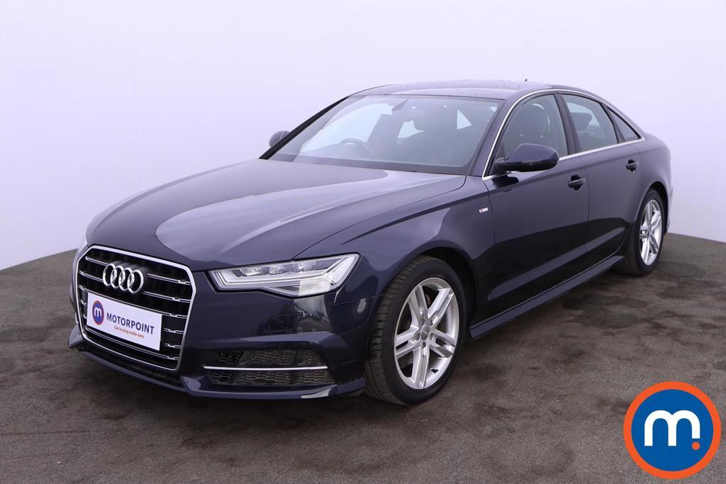Audi A6 2.0 TDI Ultra S Line 4dr S Tronic - Stock Number 1205435 Passenger side front corner