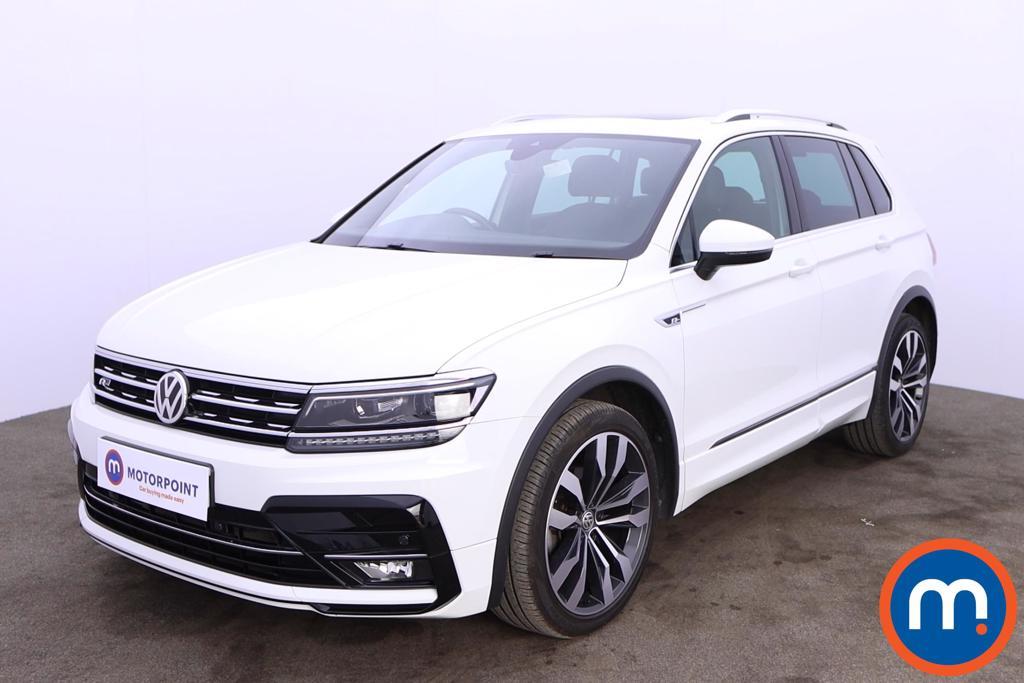 Volkswagen Tiguan 2.0 TDi 150 4Motion R-Line 5dr DSG - Stock Number 1205473 Passenger side front corner