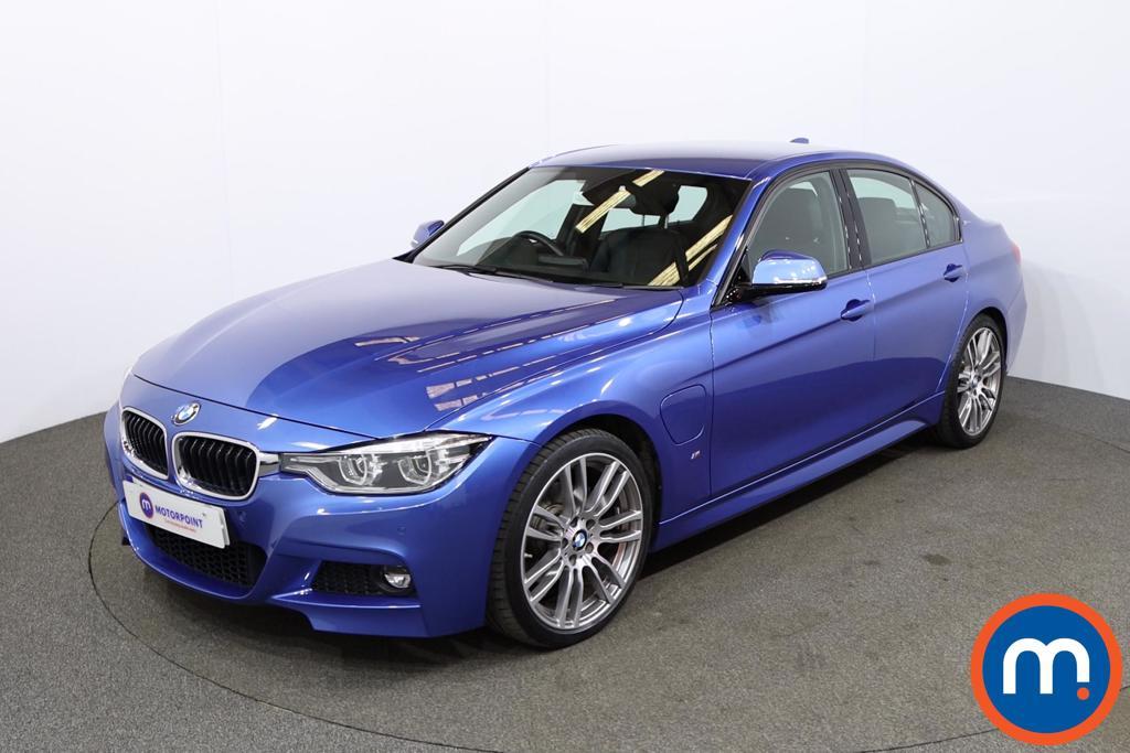 BMW 3 Series 330e M Sport 4dr Step Auto - Stock Number 1206038 Passenger side front corner