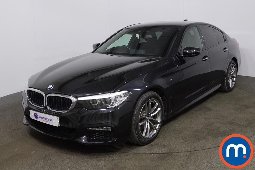 BMW 5 Series 520d M Sport 4dr Auto - Stock Number 1206056 Passenger side front corner