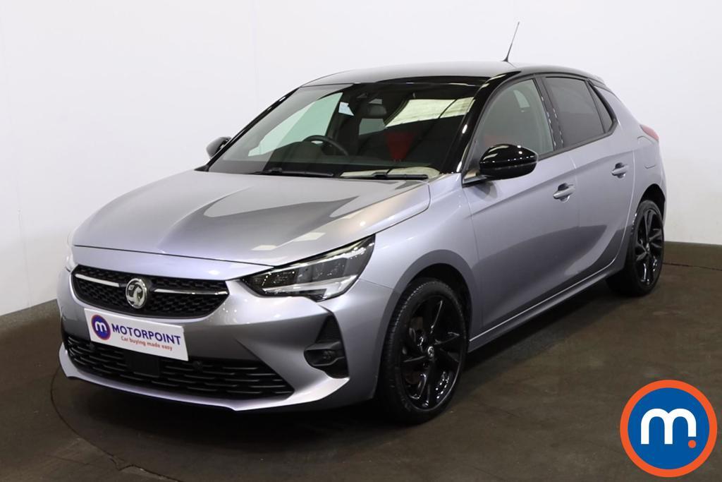 Vauxhall Corsa 1.2 Turbo SRi Nav Premium 5dr - Stock Number 1206102 Passenger side front corner
