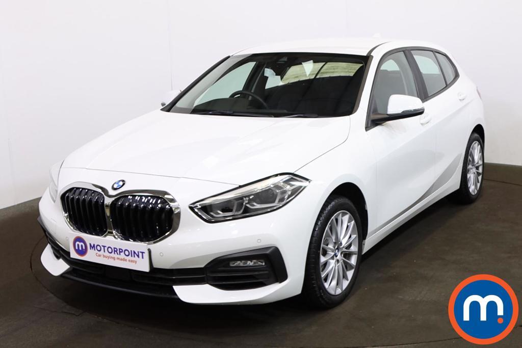BMW 1 Series 118i SE 5dr - Stock Number 1206691 Passenger side front corner
